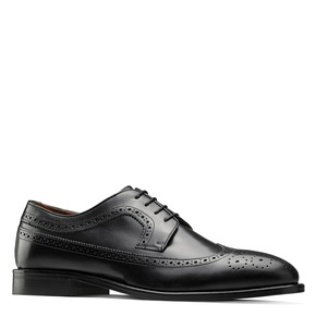 Scarpe Derby in pelle bata-the-shoemaker, nero, 824-6192 - 13