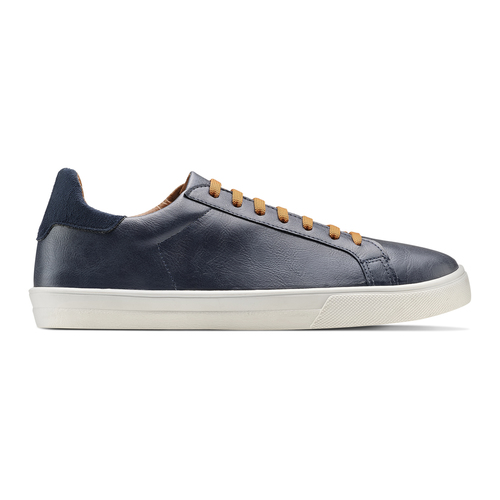 Sneakers Leonardo north-star, blu, 841-9730 - 26