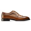 Scarpe basse da uomo bata-the-shoemaker, marrone, 824-3192 - 26