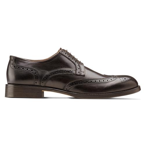 Stringate The Shoemaker uomo bata-the-shoemaker, marrone, 824-4185 - 26