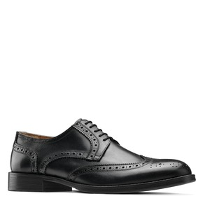 Scarpe stringate da uomo bata-the-shoemaker, nero, 824-6185 - 13
