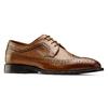 Scarpe basse da uomo bata-the-shoemaker, marrone, 824-3192 - 13