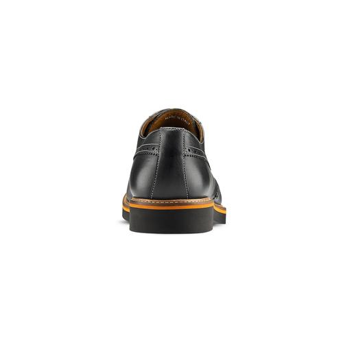Scarpe Oxford di pelle bata-the-shoemaker, nero, 824-6190 - 16