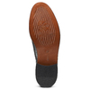 Scarpe Derby in pelle bata-the-shoemaker, nero, 824-6192 - 17