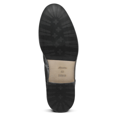 Scarpe stringate da uomo bata-the-shoemaker, nero, 824-6185 - 17