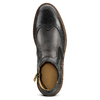 Chelsea boots in pelle bata-the-shoemaker, nero, 894-6735 - 15