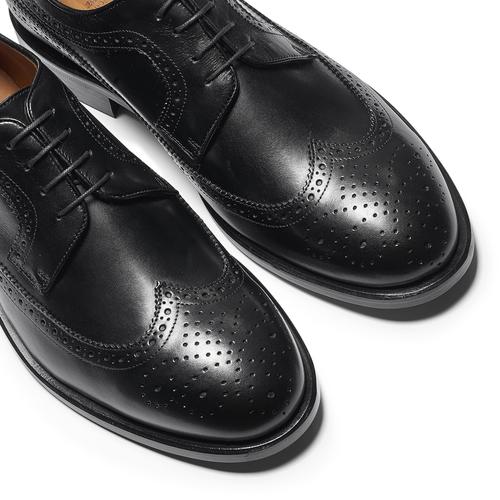 Scarpe Derby in pelle bata-the-shoemaker, nero, 824-6192 - 19