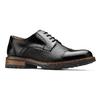 Scarpe derby da uomo bata-the-shoemaker, nero, 824-6187 - 13
