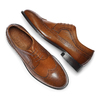 Scarpe basse da uomo bata-the-shoemaker, marrone, 824-3192 - 19