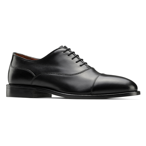 Stringate Oxford da uomo bata-the-shoemaker, nero, 824-6214 - 13