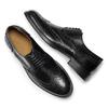 Scarpe stringate da uomo bata-the-shoemaker, nero, 824-6185 - 19
