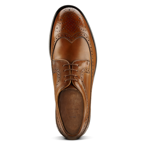 Scarpe basse da uomo bata-the-shoemaker, marrone, 824-3192 - 15