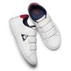 Scarpe da bambini con strappi le-coq-sportif, bianco, 301-1190 - 19