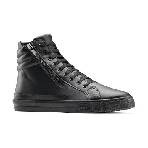 Sneakers nere alla caviglia north-star, nero, 841-6504 - 13