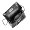 Mini-bag in pelle nera bata, nero, 964-6239 - 16