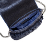 Mini bag a tracolla bata, blu, 969-9176 - 16