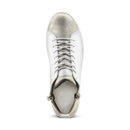 Sneakers donna Atletico atletico, bianco, 541-1338 - 15
