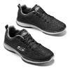 Sneakers Skechers skechers, nero, 809-6330 - 19