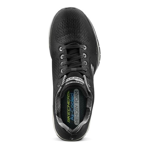 Sneakers Skechers skechers, nero, 809-6330 - 15