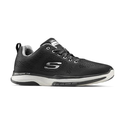 Sneakers Skechers skechers, nero, 809-6330 - 13