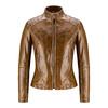 Giacca da donna Made in Italy bata, marrone, 974-3101 - 13