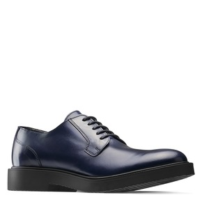 Scarpe derby Robert bata, blu, 824-9157 - 13