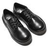 Scarpe derby con lacci da bimbi mini-b, nero, 311-6186 - 19
