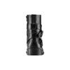 Stivaletti con doppio cinturino bata, nero, 591-6364 - 15