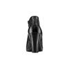 Stivaletti con tacco in pelle bata, nero, 794-6671 - 15