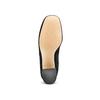 Stivaletti Bata con tacco largo bata, nero, 799-6662 - 19