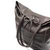 Shopper in Vera Pelle bata, marrone, 964-4122 - 17
