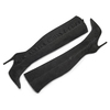 Stivali cuissardes Melissa Satta Capsule Collection bata, nero, 793-6207 - 19