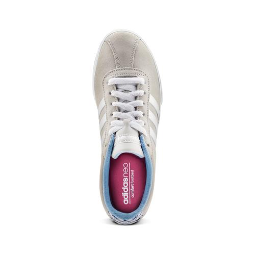 Sneakers basse Adidas Neo adidas, beige, 501-2229 - 15
