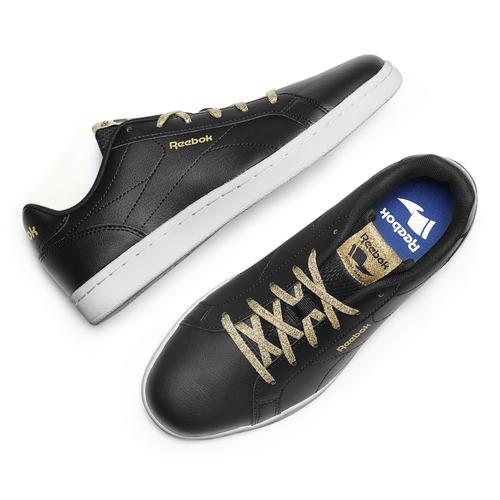 Sneakers Reebok da donna reebok, nero, 501-6252 - 19