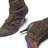 Stivaletti Melissa Satta Capsule Collection bata, oro, 799-4201 - 19
