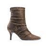 Stivaletti Melissa Satta Capsule Collection bata, oro, 799-4201 - 13