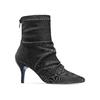 Stivaletti Melissa Satta Capsule Collection bata, nero, 799-6201 - 13