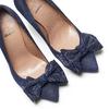 Décolleté Melissa Satta Capsule Collection bata, blu, 723-9149 - 19