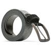 Cintura uomo bata, grigio, 954-2109 - 26