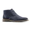 Desert boots da uomo bata, blu, 823-9105 - 13
