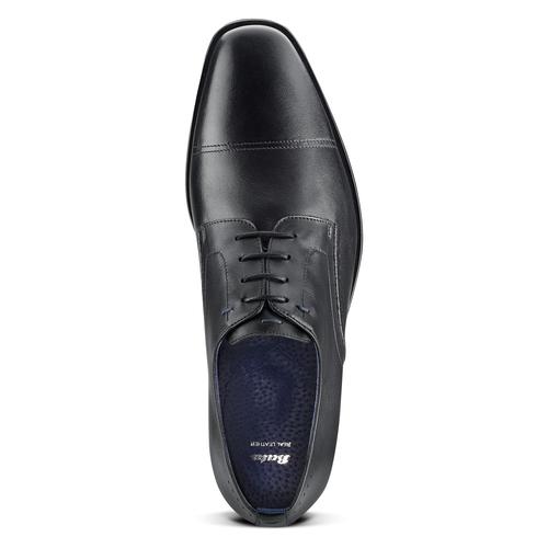 Scarpe eleganti in pelle bata, nero, 824-6845 - 15