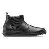 Chelsea Boots in pelle flexible, nero, 844-6117 - 26