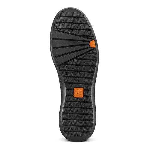 Chelsea Boots in pelle flexible, nero, 844-6117 - 17