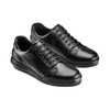 Sneakers Flexible in vera pelle flexible, nero, 844-6709 - 16