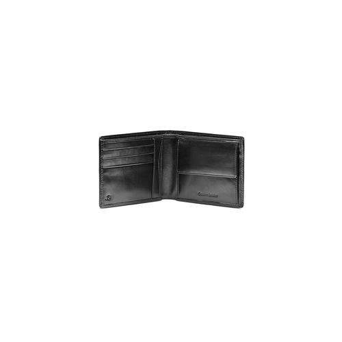 Portafoglio uomo in pelle liscia bata, nero, 944-6122 - 16