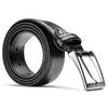 Cintura uomo con decorazione bata, nero, 954-6103 - 26