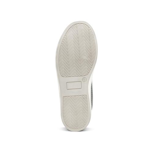 Sneakers alte da bimbo mini-b, grigio, 311-2279 - 17
