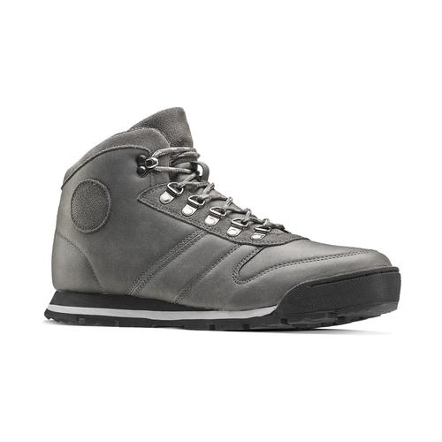 Scarponcini uomo bata, grigio, 891-2722 - 13