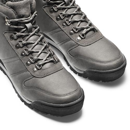 Scarponcini uomo bata, grigio, 891-2722 - 15