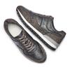 Sneakers da uomo north-star, grigio, 841-2738 - 26